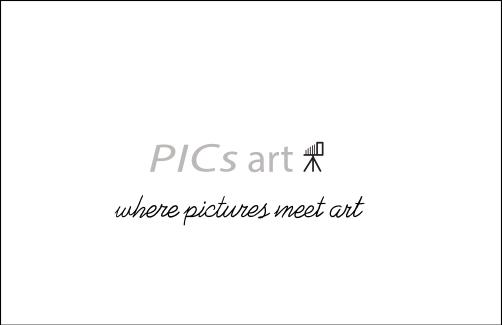 PICs art huisstijl
