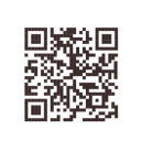 be house - qr code - black
