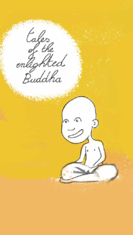 tales of the enlighted Buddha - cover page
